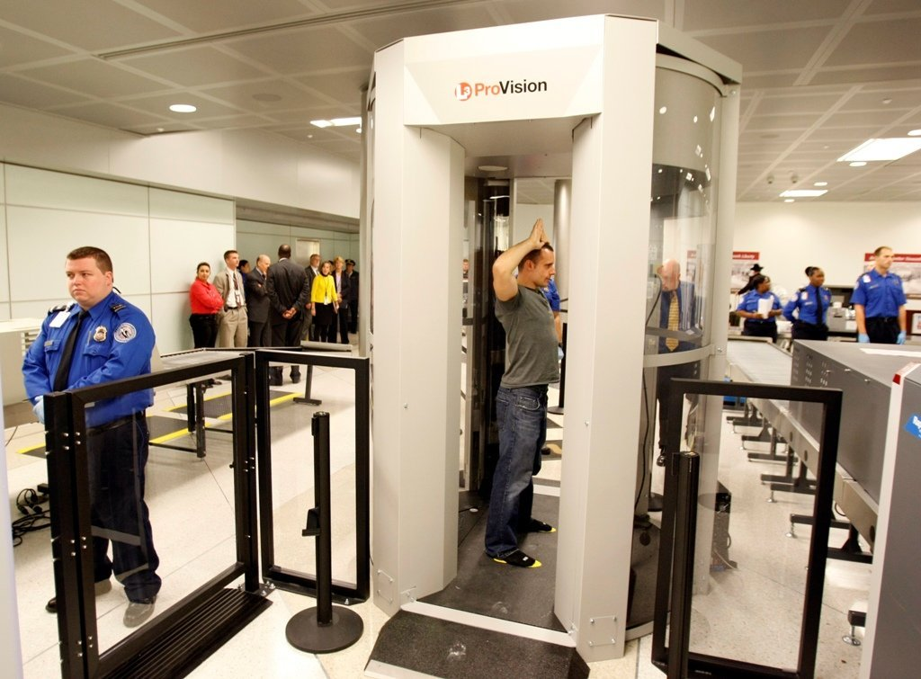 Airport security the post 9 11 age